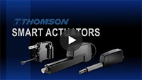 Thomson Smart Actuation: Designing Smart Machines with Smart Tools