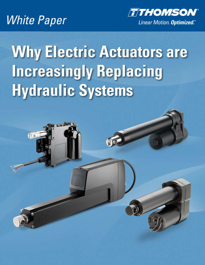 New Electric Actuator white paper