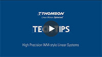Techtip: High Precision WM-style Linear Systems