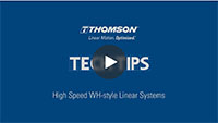 Techtip: High Speed WH-style Linear Systems
