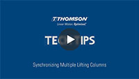 Techtip: Synchronizing-Multiple-Lifting-Columns