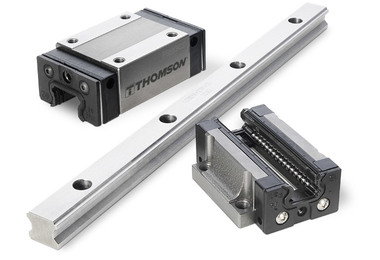 Profile linear guide rail 400 series