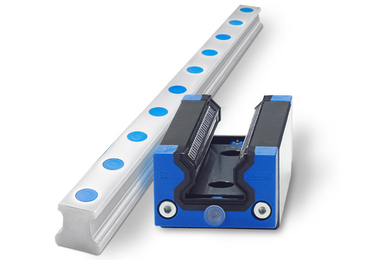 500 Series Roller Linear Guides
