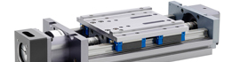 linear guide systems and linear motion tables