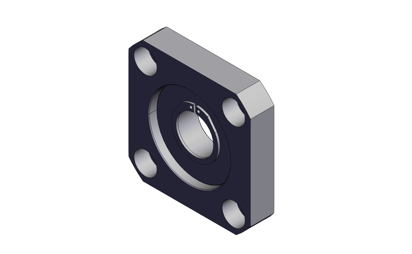 FF - Floating Bearing Support