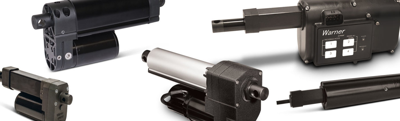 Warner Linear Actuators | Thomson